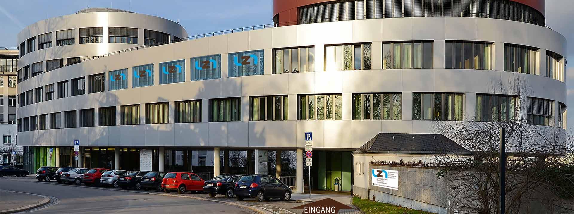 EKH Gebaeude-Eingang - uzn 2. of